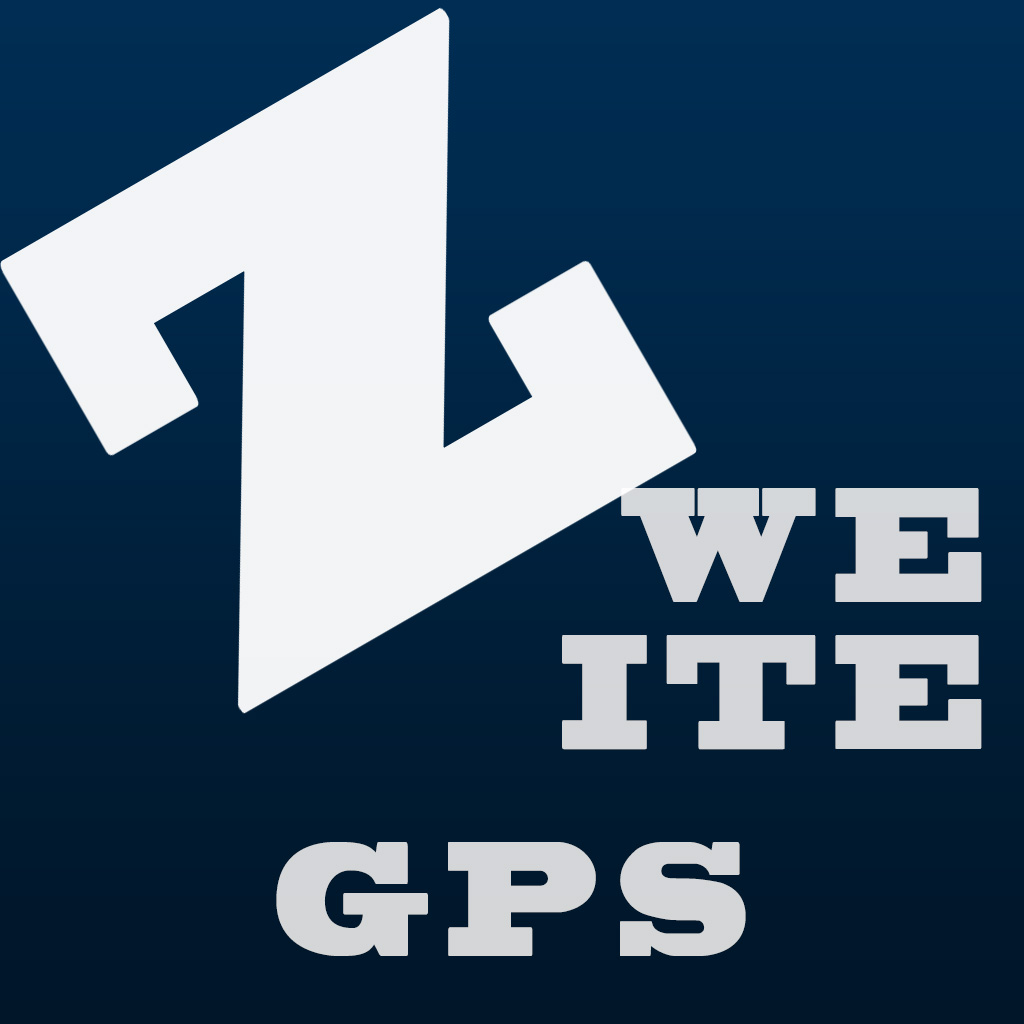 ZweiteGPS - GPSロガー&ビューア